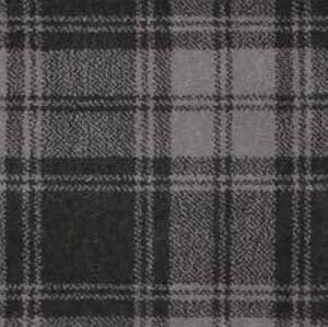 Tartan Carpet Grey Vidalondon